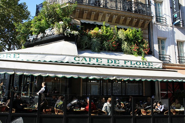 Cafe-de-Flore-exterior-by-Meg-Zimbeck