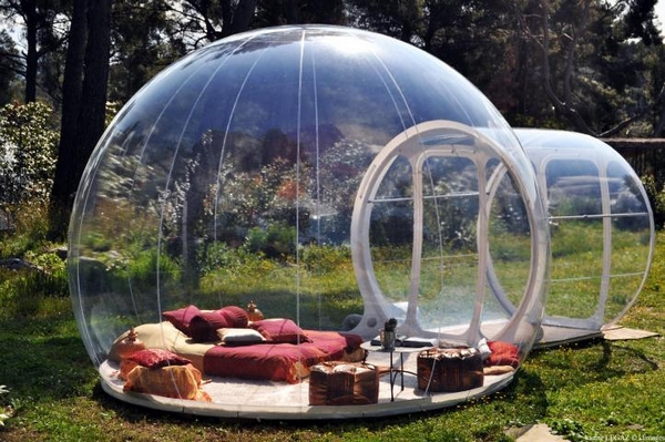 Literally Living In A Bubble AttrapReves Hotel France