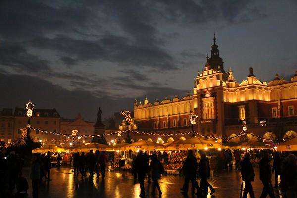 krakow december 2011