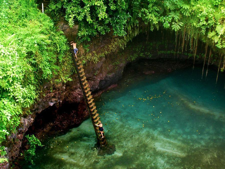 nature_swimming pool_Samoa