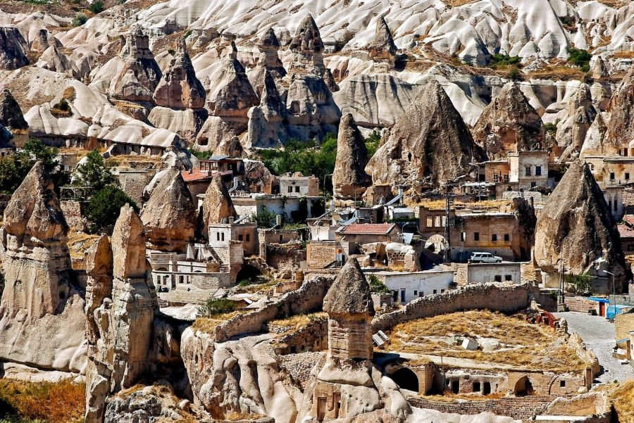 Turkey_The_Goreme_Valley_of_Cappadocia_Turkey