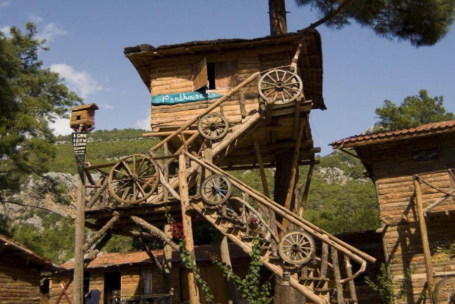 Kadir's Tree House, Turkey (2)