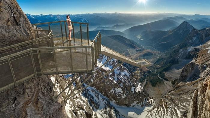 Ãsterreich / Dachstein Treppe