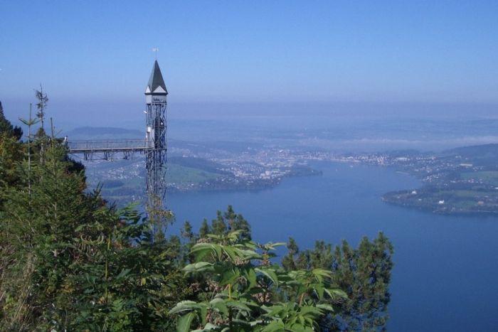 Hammetschwand Panorama Elevator 2