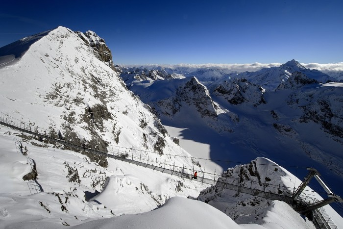 stirway to nothingness, dachstein