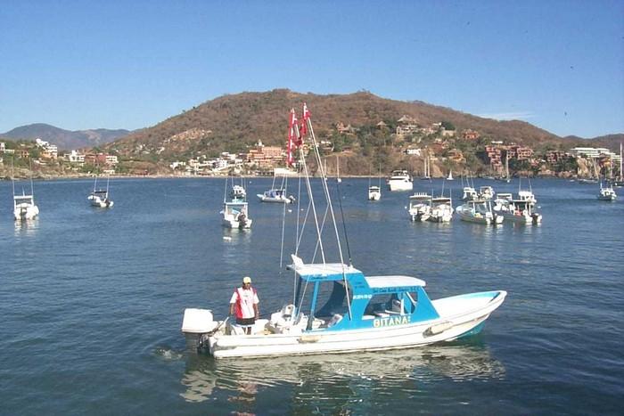 GitanaFlags sportfishing ixtapa