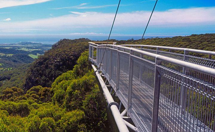 IllawarraFlyTower-platform Australia