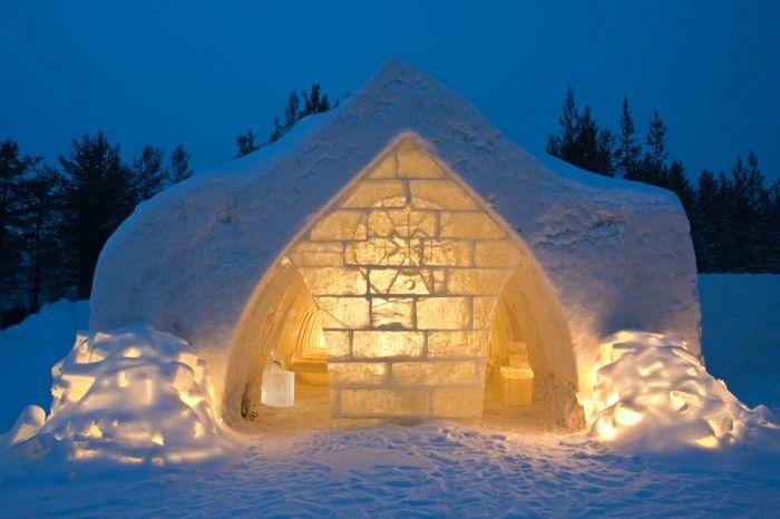 arctic snow hotel_rovaniemi, lapland finland (1)