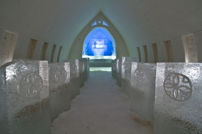 arctic snow hotel_rovaniemi, lapland finland (2)