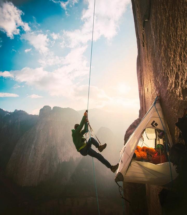 Yosemite Climb 2