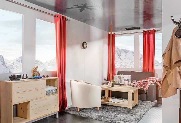 Courchevel Cable car - AirBnB (6)