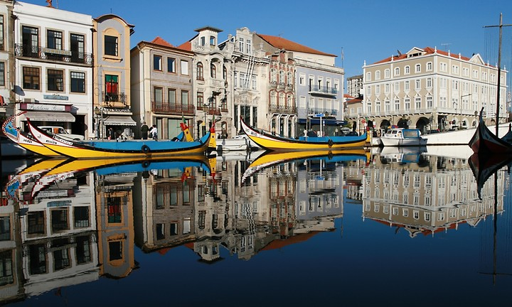 Aveiro travel Portugal