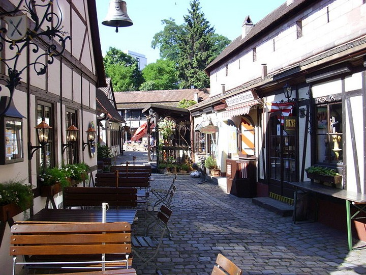 Handwerkerhof_Nürnberg