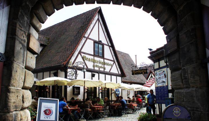 Nuremberg Handwerkerhof