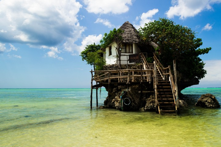 The Rock Restaurant, Zanzibar (1)