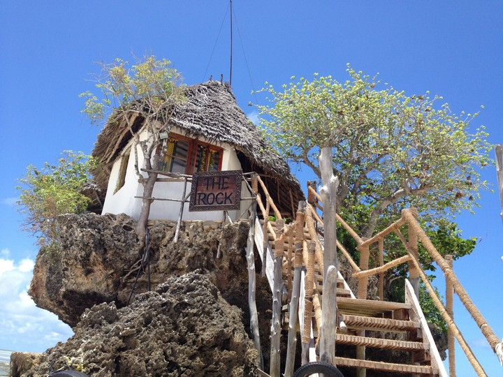 The Rock Restaurant, Zanzibar (3)