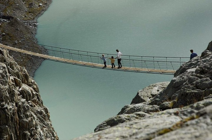 Trift Bridge, Switzerland (3)