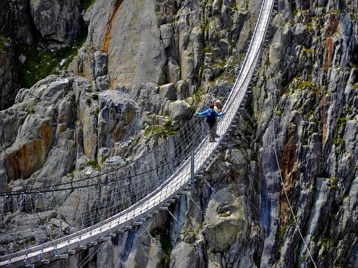 Trift Bridge, Switzerland (4)
