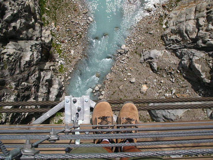 Trift Bridge, Switzerland (8)