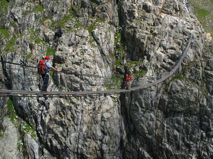 Trift Bridge, Switzerland (9)