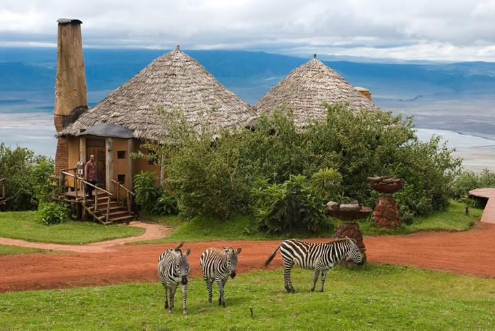 ngorongoro crater lodge, tanzania (2)