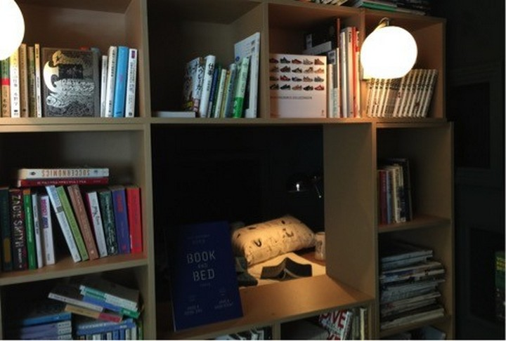 book and bed hostel, tokyo (1)
