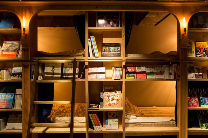 book and bed hostel, tokyo (12)