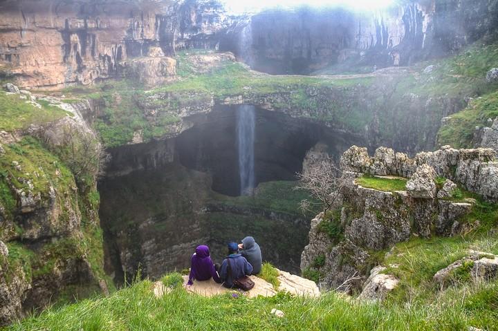 baatara gorge waterfall, lebanon (5)