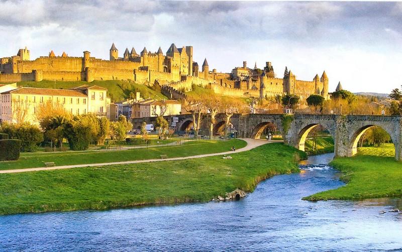 Carcassonne, France (1)