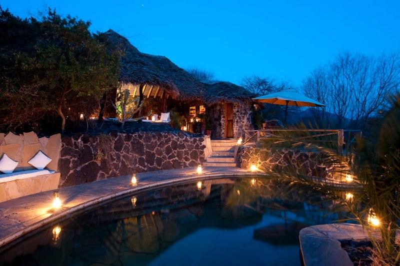 Donyo Lodge, Africa
