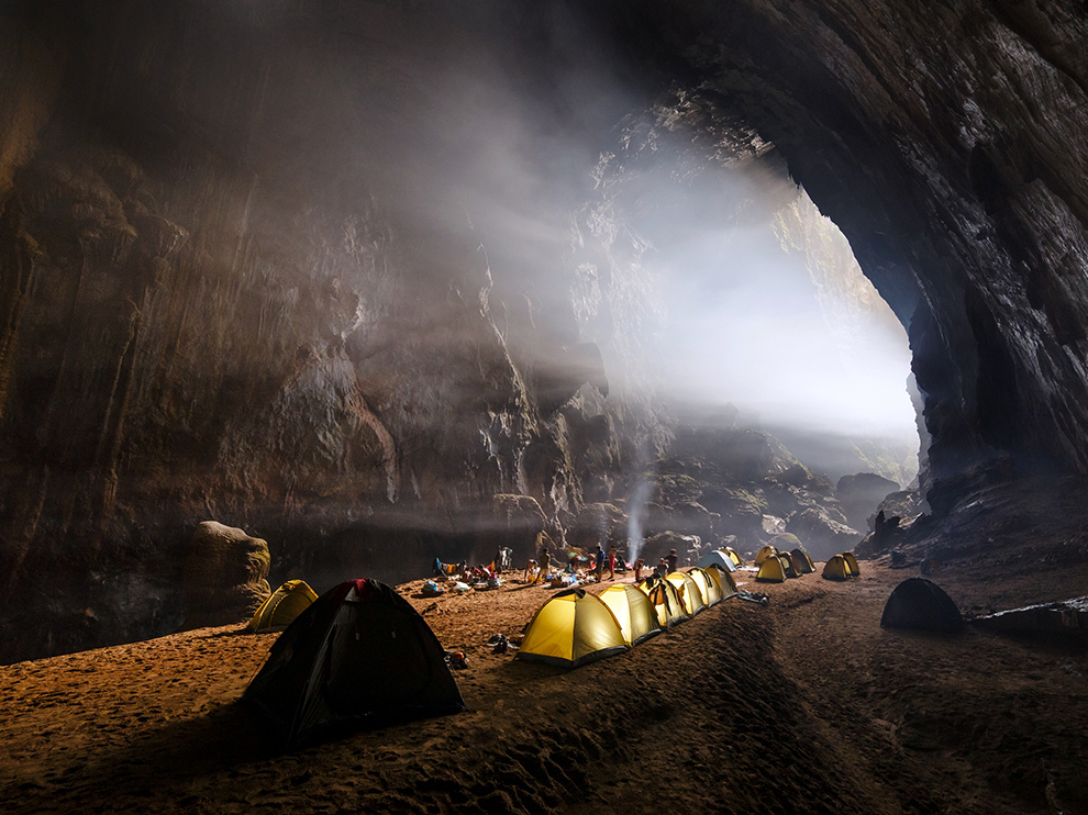Step into the World's Largest Cave: Son Doong, Vietnam | Tourism on the Edge