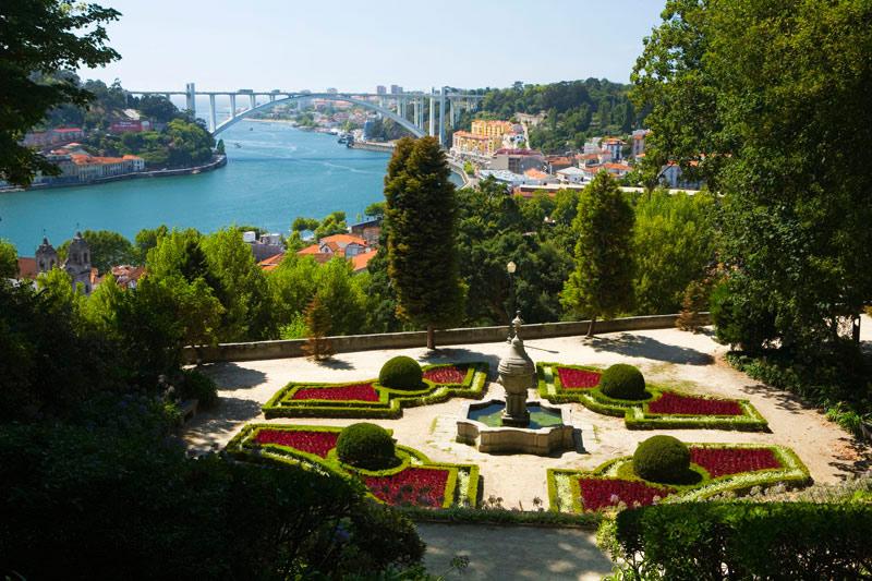 gardens Cristal Palace Porto