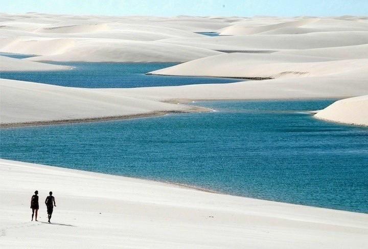 Lencois Maranhenses National Park, Brasil (4)