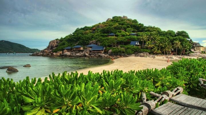 Koh-Nang-Yuan-Thailand