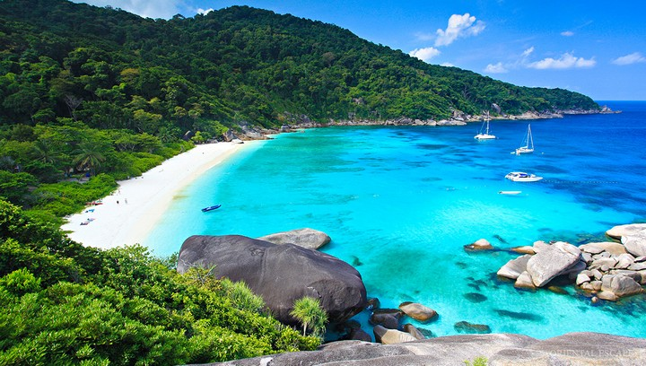 In Search of Thailands Best Beaches: 5 Hotspots  Tourism on the Edge