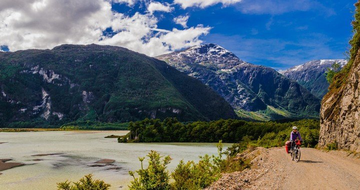 Carretera Austral Cycling Route, Chile (7)