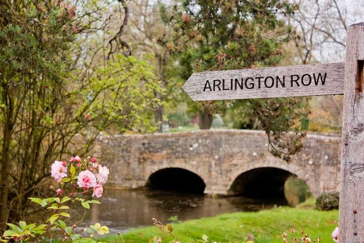 Arlington Row, Bibury, England (1)