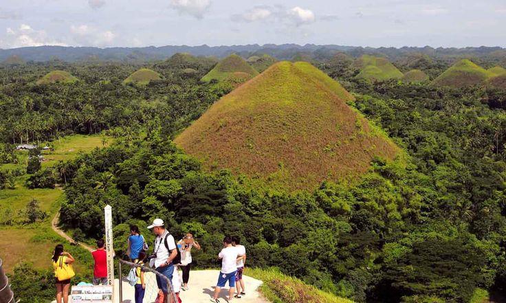 chocolte hills platform