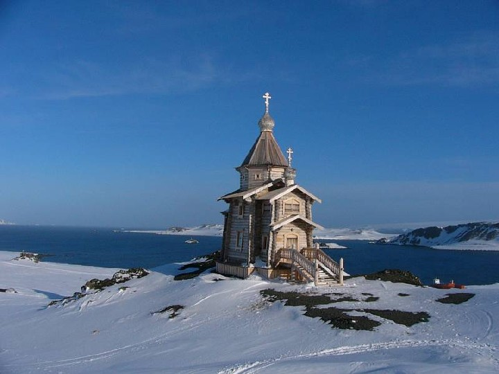 trinity church Antarctica 2