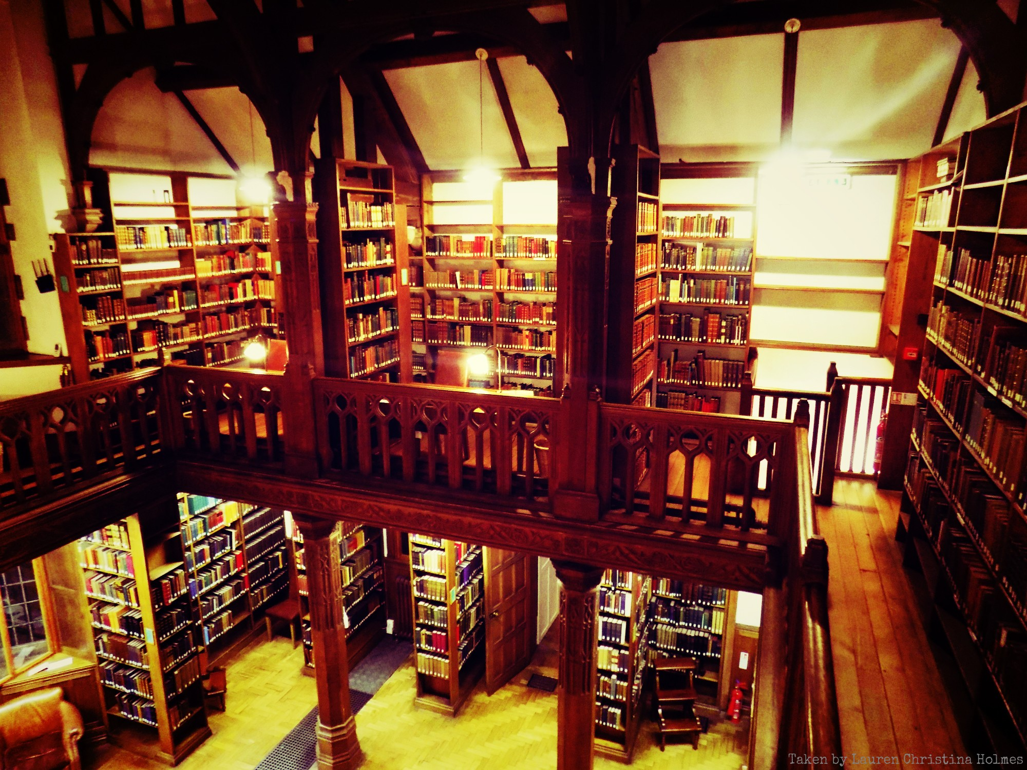 Gladstone's Library Residence (1)