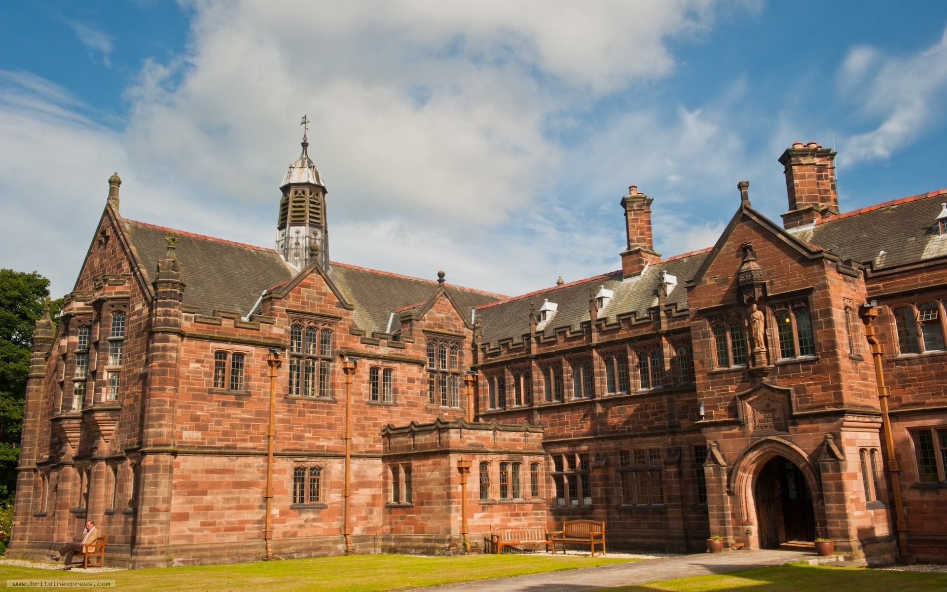Gladstone's Library Residence (11)