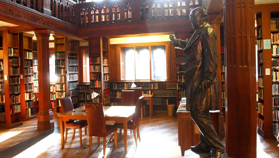 Gladstone's Library Residence (4)