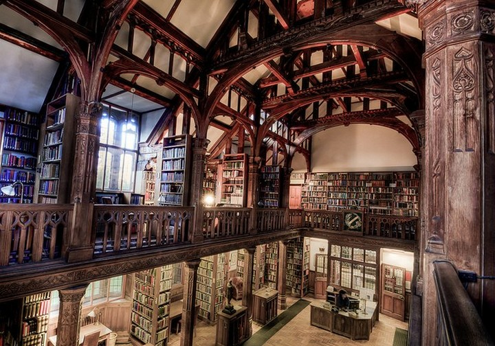 Gladstone's Library Residence (9)