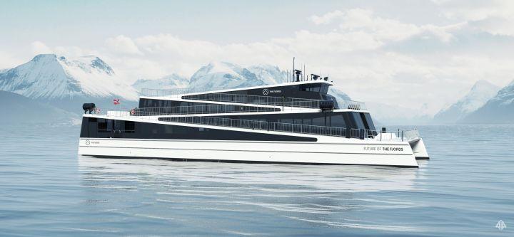zero-emission ship