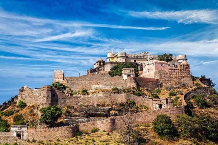 Kumbhalgarh fort India
