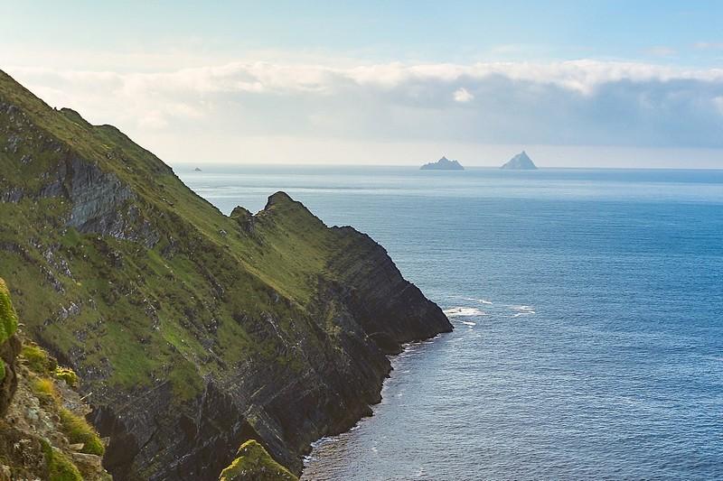 Kerry Cliffs Dublin city breaks