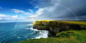 Cliffs of Moher Dublin city breaks
