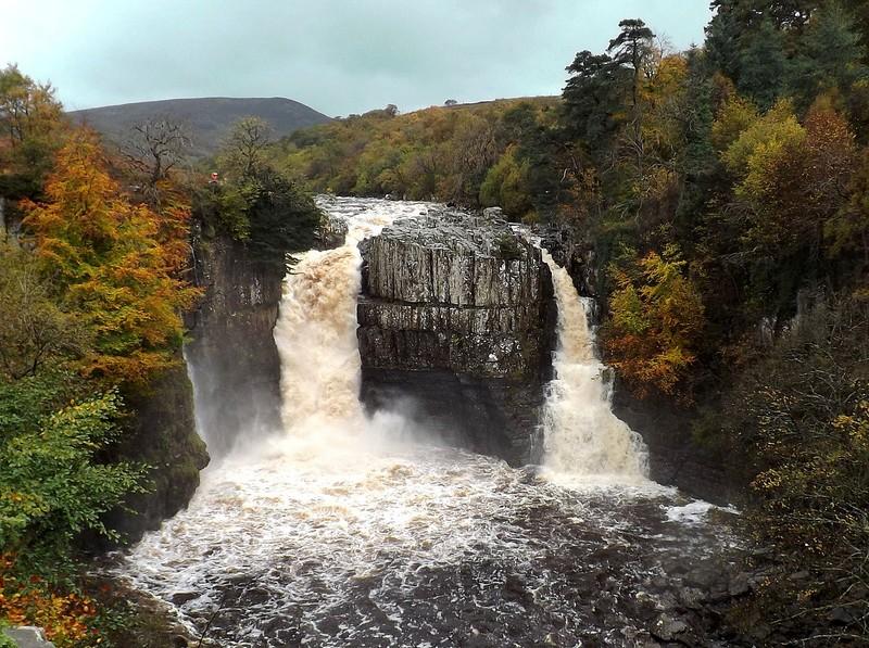 High Force Waterfall Durham