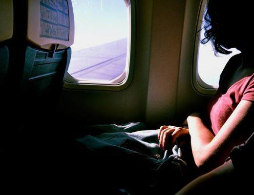 sleep on plane cbd
