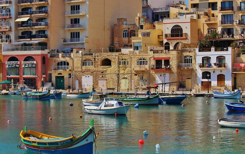 Valetta-Malta Island